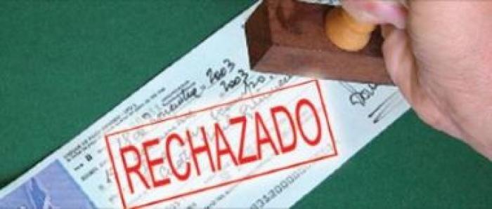Aumentan 70% en julio los cheques rechazados   ON24   Información Precisa.  Periodismo en serio
