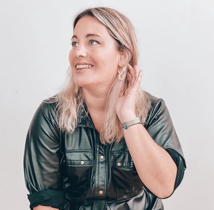 "Luli Pareti, creadora del blog ""El Ropero Off"""